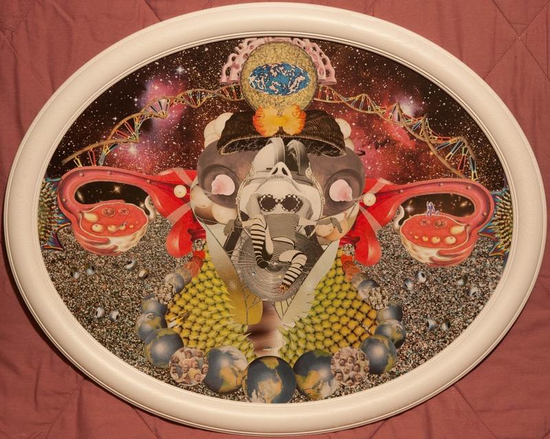 Fertility Fields - Cosmic Willendorf